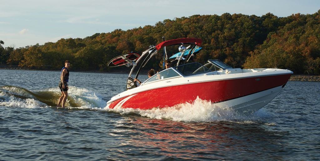 boat draft beneath water