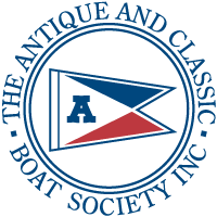 The Antique Classic Boat Society Inc Logo